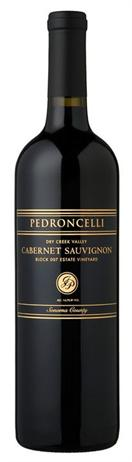 Pedroncelli Cabernet Sauvignon Block 007 Estate Vineyard